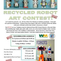 Key West Recycles Day Fair & Art Contest, November 19