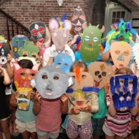 KWAHS Mask Making ArtCamp