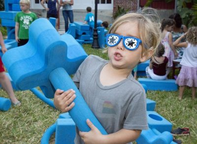 New Fort Adventures for Toddlers & Parents to Begin at Fort East Martello