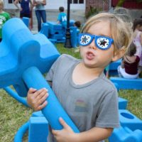 This Fall's Fort Adventures for Toddlers & Parents to Begin at Fort East Martello