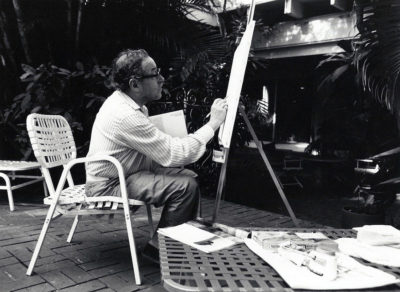 Artists Can Celebrate Tennessee Williams' Birthday With Plein Air Painting Contest