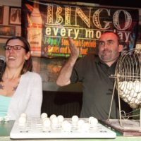 Charity Night Bingo at the Green Parrot Bar