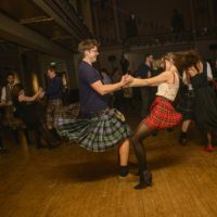 Get Ready to Romp with Ceilidh Scottish Dancing During the Next Key West World Culture Dance Series hosted by Key West Art & Historical Society