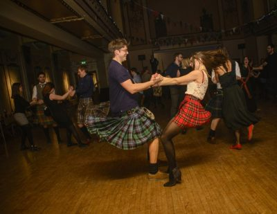Get Ready to Romp withCeilidh Scottish Dancing During the NextKey West World Culture Dance Series hosted by Key West Art & Historical Society