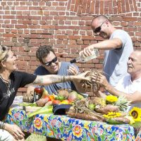Acclaimed Chefs Preserve Edible History with Conch Heritage Picnic Dinner at Fort East Martello