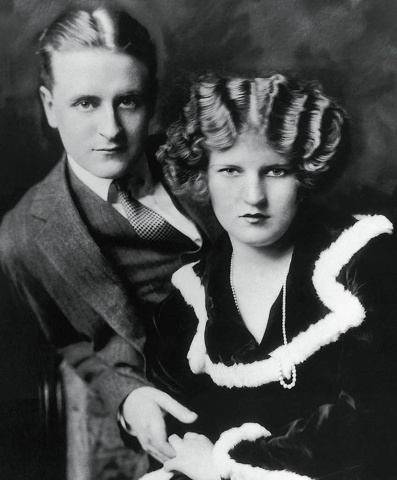 Raise A Glass To Jazz Age Luminaries Zelda And F Scott Fitzgerald