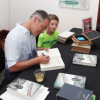37th Annual Hemingway Days Opening Event, Author Ted Geltner at Custom House Museum, Key West