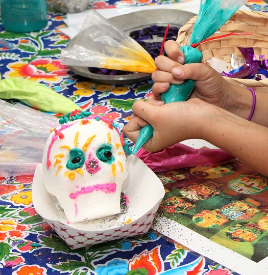 Key West Art & Historical Society is to offer three 'Museums for Homeschoolers' workshops as part of its Fall season family programming: 'Mask Madness' on Tuesday, October 4 from 2-4 p.m., 'Sugar Skull Workshop' on Tuesday, November 1 from 2-4 p.m., and 'Cool Wool Felting' on Tuesday, November 6 from 2-4 p.m. For more information contact Adele Williams, Director of Education, at 305-295-6616, ext. 115.