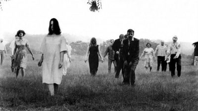"Get Your Eerie On at Fort East Martello with ""Night of the Living Dead"" Outdoor Film Showing"