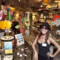 Keep Cool at Fort East Martello's Museum Store Shopping Party