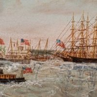 The Virginius Affair: Key West Art & Historical Society to Host Presentation and Reception of Rare Naval Painting