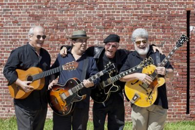 Music at Martello Continues with Florida Keys Guitar Festival Benefit Concert