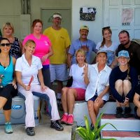 Key West Association of Realtors Volunteer Day with Habitat for Humanity