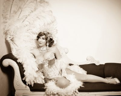 "Key West Burlesque's ""Sugar Rum Cherry: A Burlesque Nutcracker""at Key West Theater"