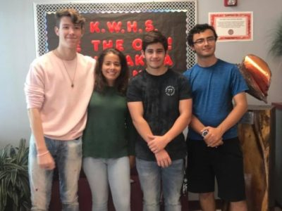 Key West Students Nationally Recognized for Outstanding Test Scores