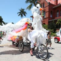 Sponsorship Dollars Available for Papio Kinetic Sculpture Parade Creative Support