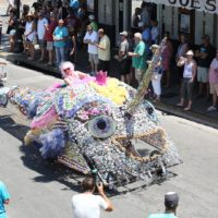 Key West Art & Historical Society Puts Spin on Community Art with Second Annual Papio Kinetic Sculpture and Art Bike Parade—Participants Sought