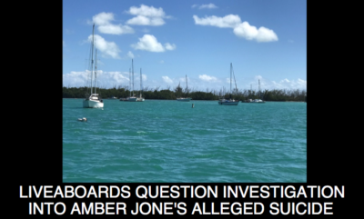 Liveboards Question Investigation into Amber Jones' Alleged Suicide