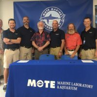 Mote & Boy Scouts of America Embark on Promising Marine STEM Project for Coral Research and Restoration