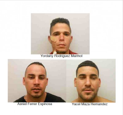 Three Marathon Men Further Charged With Aggravated Battery