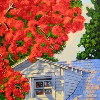 Opening Reception Friday, August 26, POINCIANA - Richard Peter Matson