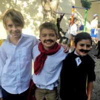Historic Halloween at May Sands Montessori
