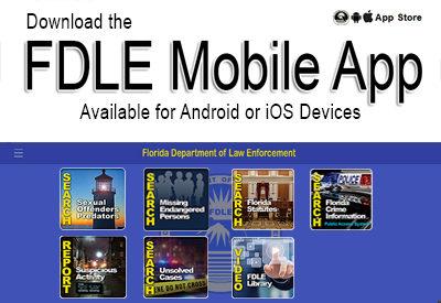 FDLE Launches Public Safety App