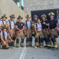 Monroe County Fire Rescue Competes in Tunnel to Towers Race
