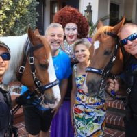 Divine Dinner and Drag Show at La Te Da to Benefit KWPD Mounted Unit