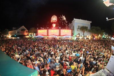 New Year's Eve - Sloppy Joes - Duval St
