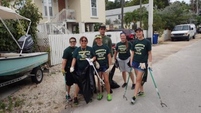 Volunteers Needed for the I Love Stock Island Spring Clean Up on Earth Day, April 22nd