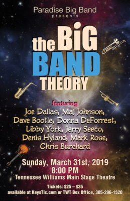 Paradise Big Band Plays its Last Concert of the Season March 31