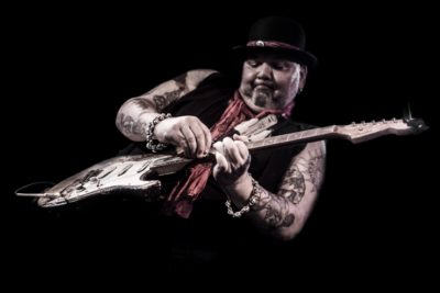 Blues Legend Popa Chubby at the Green Parrot, April 21-23