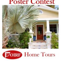 Call to Artists: Poster Contest for OIRF Home Tours