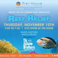 Reef Relief Concert at Pier House Resort & Spa