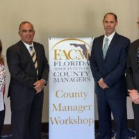 Monroe County Administrator Elected President of Florida Association of County Administrators