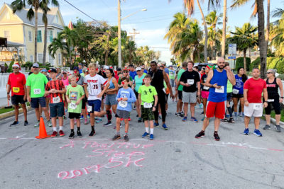 A Positive Step's 5K Rudolph Red Nose Run on December 15 is Final Southernmost Run of the Year