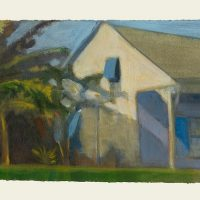 Painter Rebecca Bennett Featured Artist at SALT Gallery: Exhibit Preview on November 5th