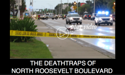 The Deathtrap on North Roosevelt Boulevard