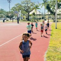 Track and Field, Giant Isopods, and Pizza, Oh My!
