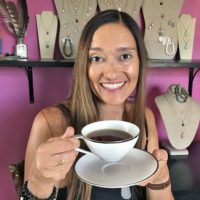 """Let's Tea Party"" at The Green Pineapple Wellness Center"