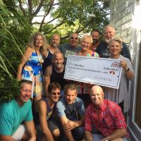AIDS Help Awarded $120,140.63 By The 2016 SMART Ride