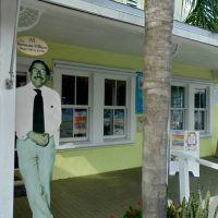 Exhibit Named as Key West Historic Marker