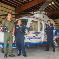 Monroe County's Newly Acquired Trauma Star Helicopter to Begin Service in October
