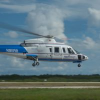 MONROE COUNTY'S NEWLY ACQUIRED TRAUMA STAR HELICOPTER NOW IN SERVICE