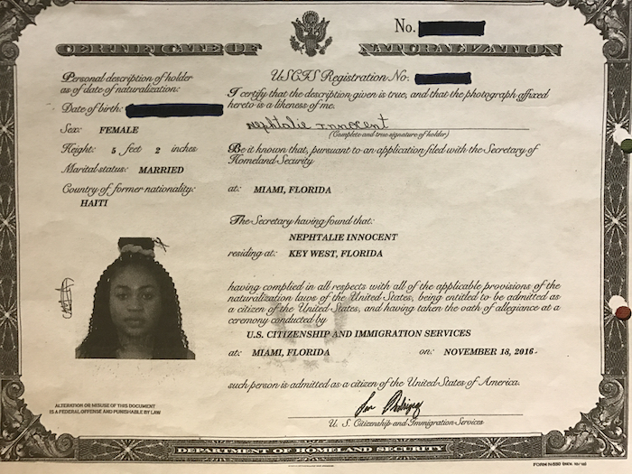 Florida Citizen Marrying Us Citizen In The Us