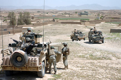 Congress Should Just Say No to Trump's Afghanistan Surge