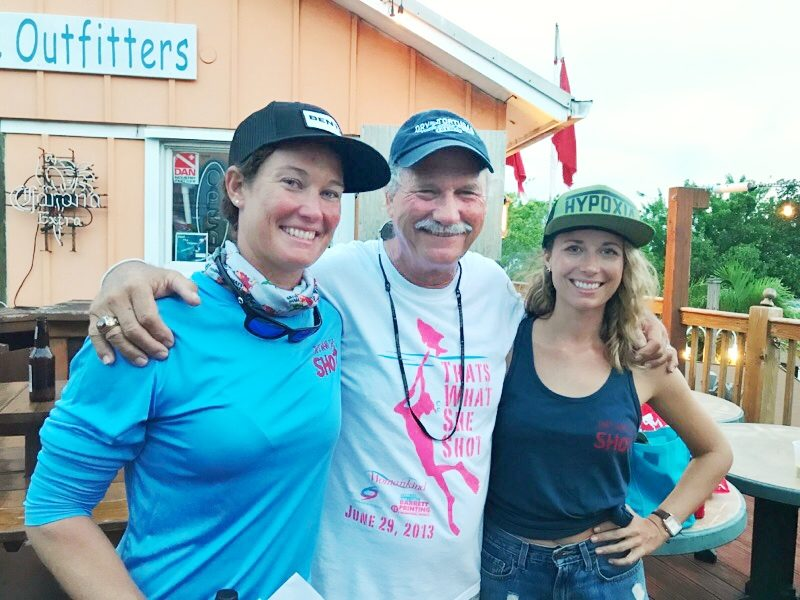 SAVE THE DATE: 8th Annual That\u0027s What She Shot Spearfishing (TWSS