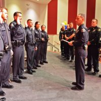 KWPD To Sponsor Recruits