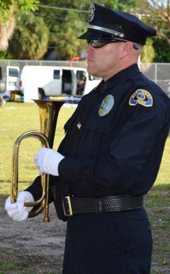 Law Enforcement Day Memorial Service